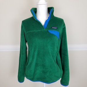 Patagonia Re-Tool Snap T Fleece Pull Over A1316